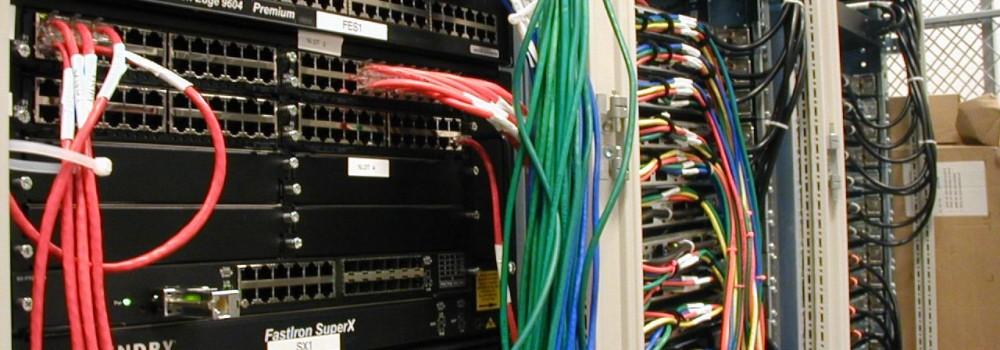 Core routers Steven Kreuzer (CC)