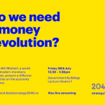 Do we need a money revolution?