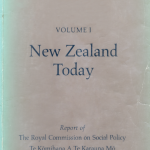 The Royal Commission on Social Policy's April Report 30 years on
